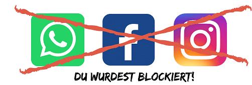 Anzeichen das du blockiert bist