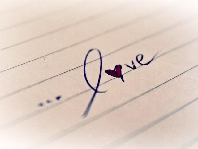 Bild von Die besten 470 Liebessprüche von Romantisch bis hin zu Herzzerreißend