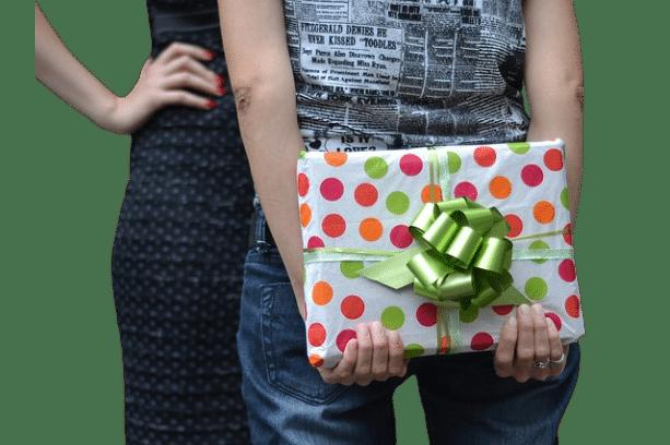 Ex Partner zum Geburtstag gratulieren. Geschenk ja oder nein.