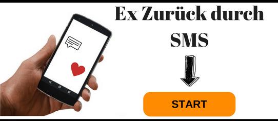 Ex Zurück druch SMS