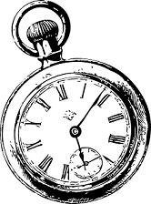 Abbildung einer Uhr