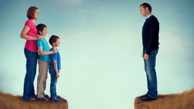 Ex-zurück-Strategie mit Kindern