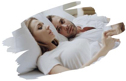 Führe ein Gespräch um die Beziehung aufzufrischen