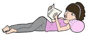 Frauen können besser Lesen