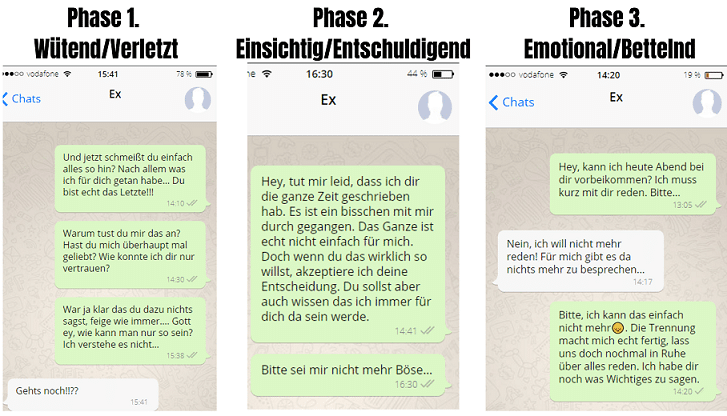 Sms text nach kennenlernen