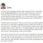 Lisa Erfahrungen und Feedback