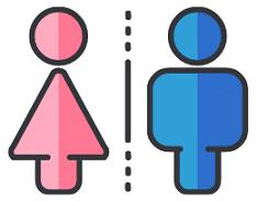 Respekt äußert sich bei Männern und Frauen unterschiedlich