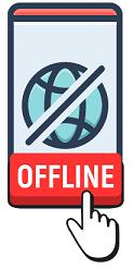 Schalte dein Handy Offline