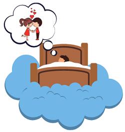 Träume vom Ex von der Ex Denkt ersie an mich