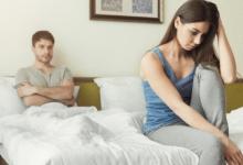 Trennung wegen fehlender Sexualität