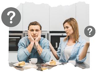 Warum ist eure Beziehung in einer Krise?