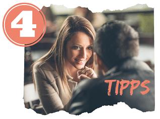 Wie mache ich mich interessant - 4 Tipps
